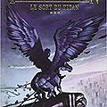 Percy jackson, t3 : le sort du titan, de rick riordan