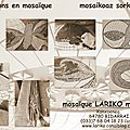 creations mosaïques