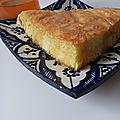 Tahboult , omelette kabyle