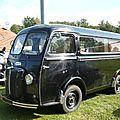 PEUGEOT D4A corbillard 1959 Lipsheim (1)