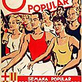 1936 : les olympiades populaires