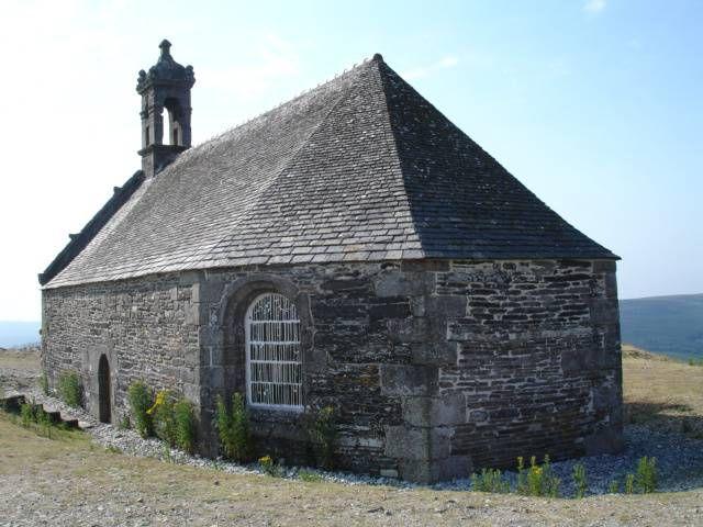 Le Mont Saint Michel de Brasparts, la Chapelle Saint Michel de M