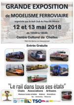 Affiche Chelles 2018