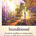 inconditionnel + texte