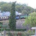 le train a vapeur des cévennes