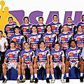 L'équipe du SAHB 2008/2009 et ses joueurs