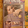 Pariscope a cessé de paraître (13 octobre 1965 - 19 octobre 2016)