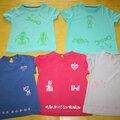 T-shirt personnalisé, peinture textile aux doigts