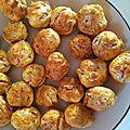 Mini muffin au jambon