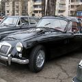 MG type A coupe (1955-1962)(Retrorencard) 01