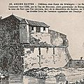 Nantes ancien - château