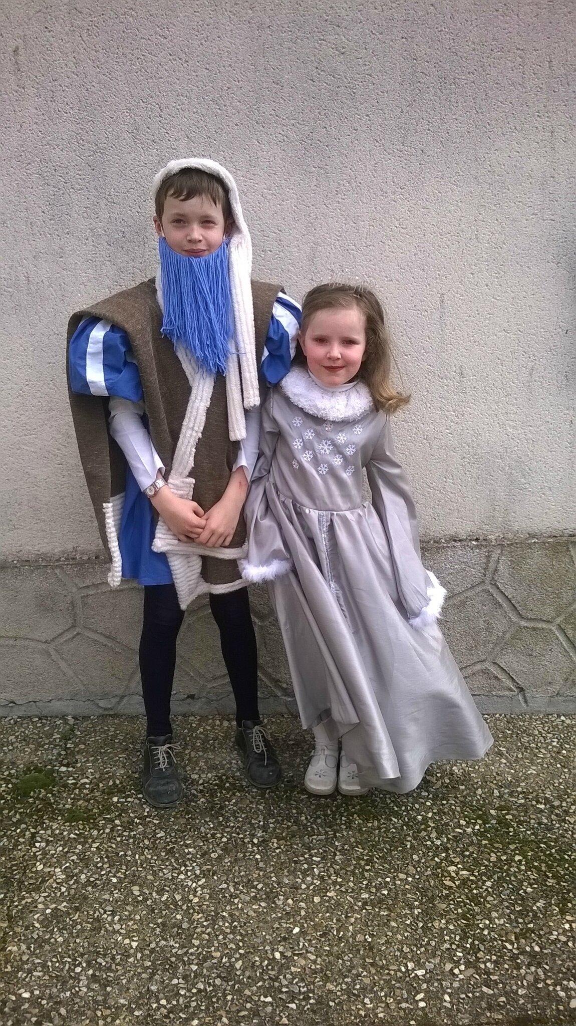 Jolie Princesse et Prince Féroce