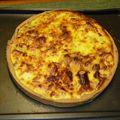 2009 10 02 Quiche Loraine après cuisson