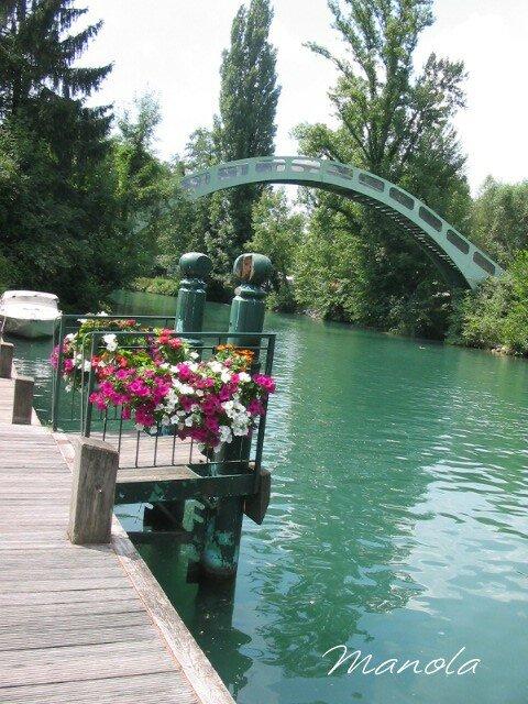 le pont de chanaz
