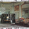 Champs sur Marne - chateau - grand salon