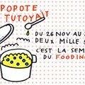 Fooding : diner en cuisine
