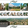 Carte postale #7 : Forcalquier (Alpes-de-Haute-Provence)