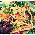 Bun Nem Nuong pour une soirée vietnamienne