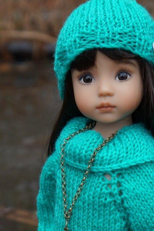 Un petite touche d'hiver pour Helen , Little Darling de Lana Dobbs