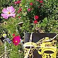 Miss Marple au jardin