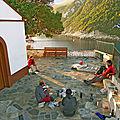 Bivouac à Kastri Beach, Skopelos — P1010681bis