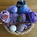 Restes de laine, déstockage de janvier