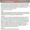 Quartier Drouot - Regards croisés sur le Drouot...
