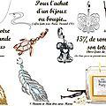 Bijoux d'octobre et promotion!
