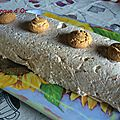 Semifreddo aux <b>amaretti</b>