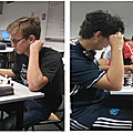 Le jeu d'échecs s'invite au lycée professionnel Léon Blum, de Draguignan.