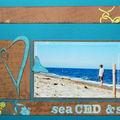 Sea Ced & sun