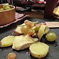 Raclette normande