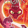 Simon Thorn et le nid de serpents [Simon Thorn #2] de Aimée Carter