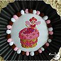 Fee cupcake Cendrine 3