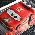 ▼▲ son anniv' - 4 ans - thème { cars }