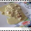 Filets de limandes curry