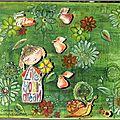 Garden of eden / jardin d'eden... une page et une nouvelle publication !