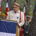 Claude Bellardie maître de cérémonie