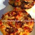 Clafoutis d'endives au gorgonzola