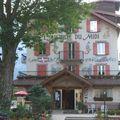 Hôtel des Bossons à Chamonix