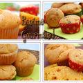 Muffins à la courge muscade