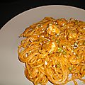 One pot tandoori pasta