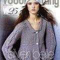 Modèle Silver belle de Vogue kniting