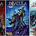 Dracula - La société des monstres de Scott Godwelski, Kurt <b>Busiek</b>, Daryl Gregory