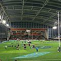Du rugby à dunedin