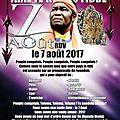 Kongo dieto 3127 : la revolution congolaise contre le tutsi ruandais hyppolite kanambe le 7 aout 2017 !