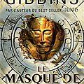 Le Masque de Troie, de David Gibbins (2011)