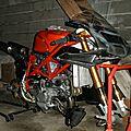 Ducati 748 evo +351 - en cours ...