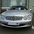 Mercedes sl 500 r230 (2001-2008)
