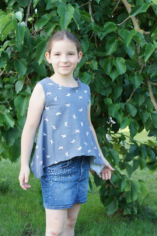 Tshirt Sophie BTrendy(5)